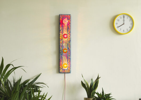 circus light, graffiti art, teenagers bedroom lighting ideas